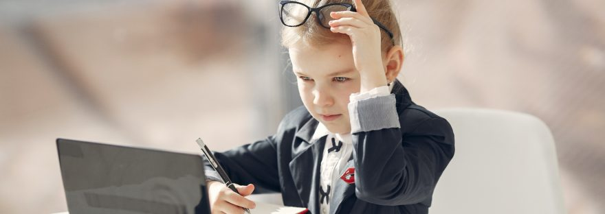 Virtual School Student